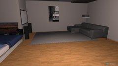 Raumgestaltung traumzimmer in der Kategorie Ankleidezimmer