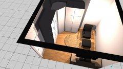 Raumgestaltung TV1 in der Kategorie Ankleidezimmer
