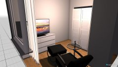 Raumgestaltung TV in der Kategorie Ankleidezimmer