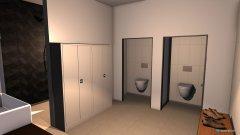 Raumgestaltung Umkleide DaHe in der Kategorie Ankleidezimmer