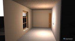 Raumgestaltung Umkleide in der Kategorie Ankleidezimmer