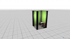 Raumgestaltung Underground in der Kategorie Ankleidezimmer