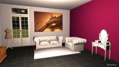 Raumgestaltung Versuch 8 in der Kategorie Ankleidezimmer