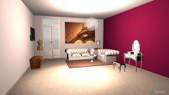 Raumgestaltung Versuch 9 in der Kategorie Ankleidezimmer