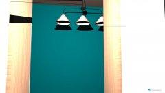 Raumgestaltung WalkInCloset in der Kategorie Ankleidezimmer