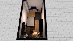 Raumgestaltung wg mc in der Kategorie Ankleidezimmer
