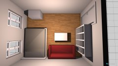 Raumgestaltung wg raum 1 in der Kategorie Ankleidezimmer