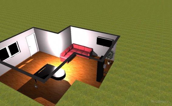 Raumgestaltung Wiesenstrasse21 in der Kategorie Ankleidezimmer