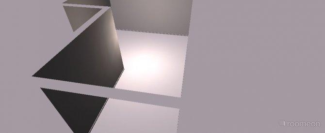 Raumgestaltung Wohn Esszimmer in der Kategorie Ankleidezimmer