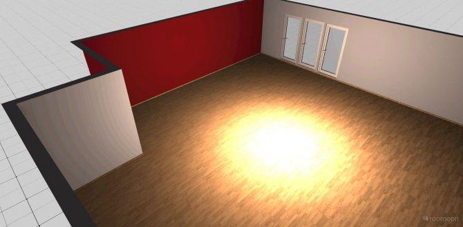 Raumgestaltung Wohnraum in der Kategorie Ankleidezimmer