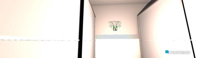 Raumgestaltung Wohnung 150 m^3 Ankleideraum in der Kategorie Ankleidezimmer