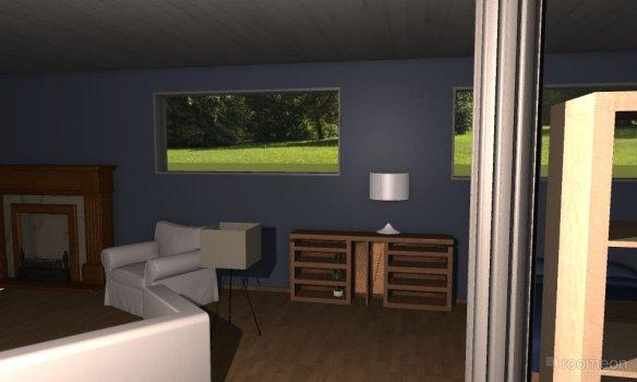 Raumgestaltung Wohnung 1 in der Kategorie Ankleidezimmer