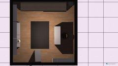 Raumgestaltung Wohnung 2016 in der Kategorie Ankleidezimmer