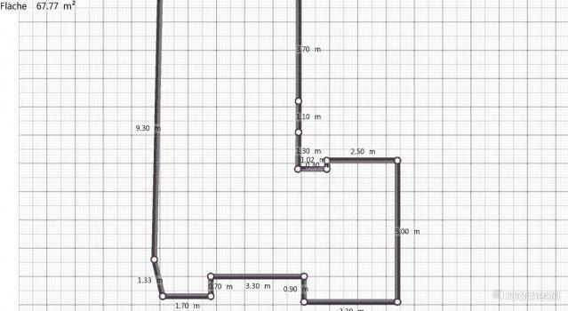 Raumgestaltung Wohnung 2 in der Kategorie Ankleidezimmer