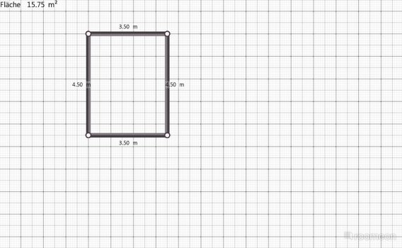 Raumgestaltung Wohnung A1 in der Kategorie Ankleidezimmer