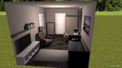 Raumgestaltung Wohnung avelertal 2.0 in der Kategorie Ankleidezimmer