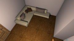 Raumgestaltung WOhnzimm in der Kategorie Ankleidezimmer