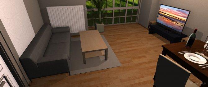 Raumgestaltung Wohnzimmer2 in der Kategorie Ankleidezimmer
