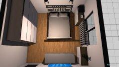 Raumgestaltung wozi in der Kategorie Ankleidezimmer