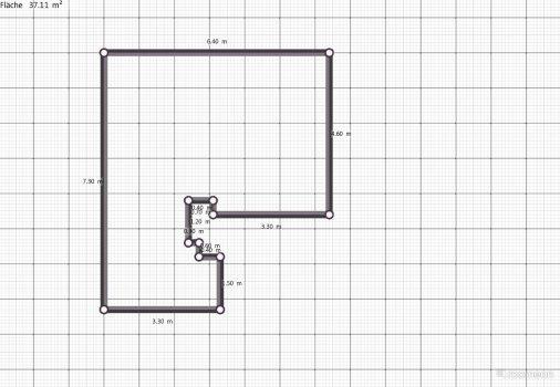 Raumgestaltung WZ1 in der Kategorie Ankleidezimmer
