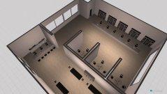 Raumgestaltung zamri in der Kategorie Ankleidezimmer