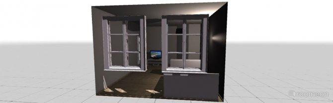 Raumgestaltung zi in der Kategorie Ankleidezimmer