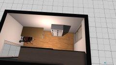 Raumgestaltung Zimmer 2 in der Kategorie Ankleidezimmer