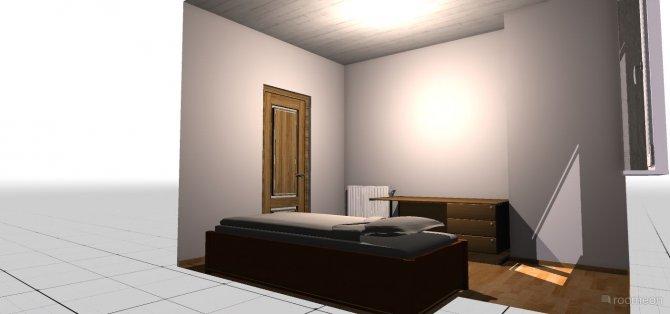 Raumgestaltung Zimmer Fluntern in der Kategorie Ankleidezimmer