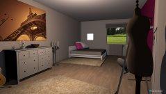 Raumgestaltung Zimmer -> Leonie in der Kategorie Ankleidezimmer