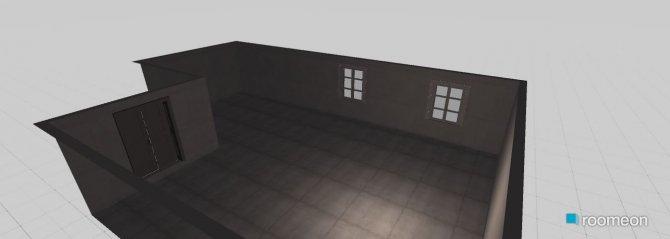 Raumgestaltung 01 in der Kategorie Arbeitszimmer
