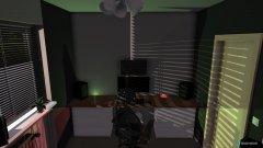 Raumgestaltung 03.07.16 in der Kategorie Arbeitszimmer