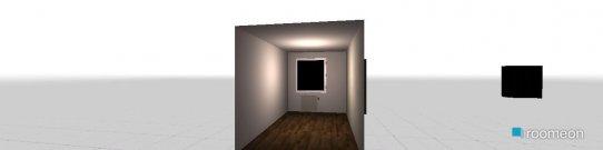 Raumgestaltung 1. Versuch in der Kategorie Arbeitszimmer