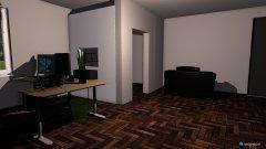 Raumgestaltung 2 tonstudio in der Kategorie Arbeitszimmer