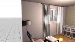Raumgestaltung 2.Zimmer OG in der Kategorie Arbeitszimmer