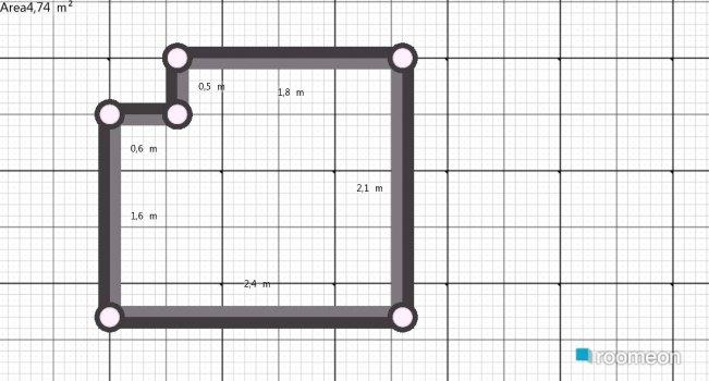 Raumgestaltung 花漾年華-書房(2) in der Kategorie Arbeitszimmer