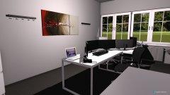 Raumgestaltung 2er Büro GH in der Kategorie Arbeitszimmer