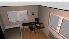 Raumgestaltung 3.Raum in der Kategorie Arbeitszimmer