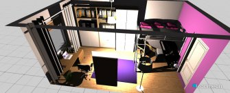 Raumgestaltung 3m mal 5 m in der Kategorie Arbeitszimmer