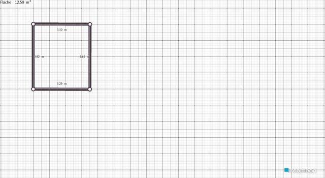 Raumgestaltung 584 in der Kategorie Arbeitszimmer
