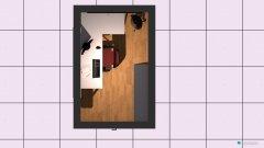 Raumgestaltung Abstellkammer in der Kategorie Arbeitszimmer