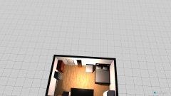 Raumgestaltung aktuellen zimmer in der Kategorie Arbeitszimmer