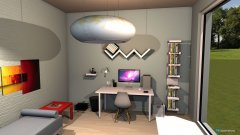Raumgestaltung çalışma odası in der Kategorie Arbeitszimmer