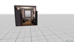 Raumgestaltung Alex´ Zimmer in der Kategorie Arbeitszimmer