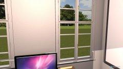 Raumgestaltung Altes Arbeitszimmer neu gestaltet in der Kategorie Arbeitszimmer