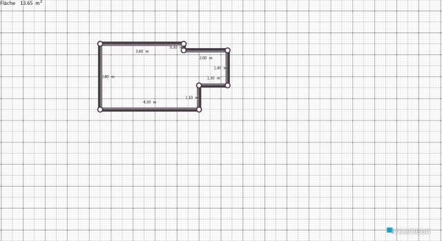 Raumgestaltung Aminsy in der Kategorie Arbeitszimmer