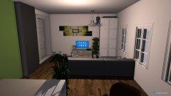 Raumgestaltung AMK2 in der Kategorie Arbeitszimmer