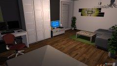 Raumgestaltung AMK3 in der Kategorie Arbeitszimmer