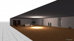 Raumgestaltung Anbau in der Kategorie Arbeitszimmer