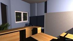 Raumgestaltung Andreas in der Kategorie Arbeitszimmer