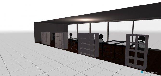 Raumgestaltung anemonenstrasse in der Kategorie Arbeitszimmer